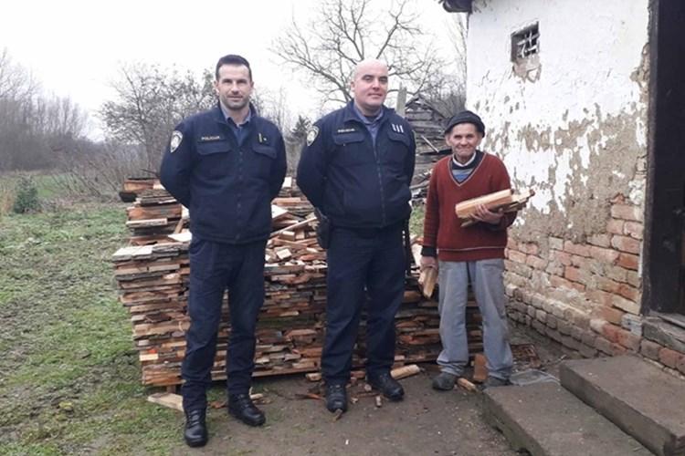 Policijski službenici Zoltanu vratili vjeru i nadu u bolji život
