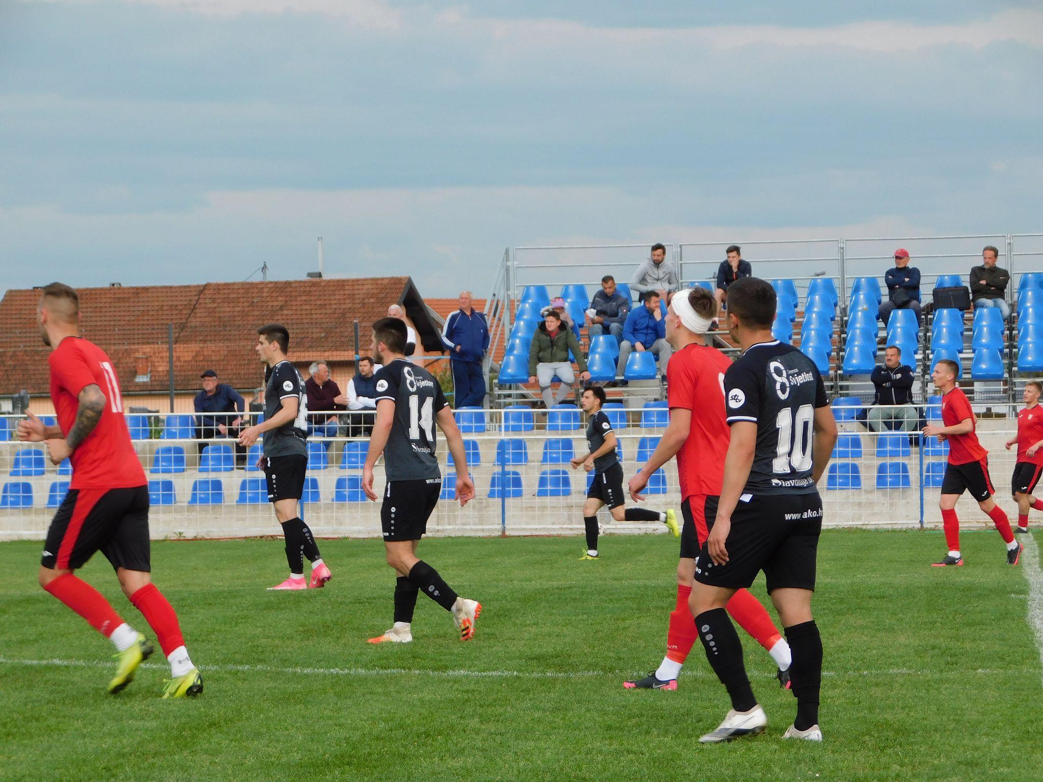 Pobjeda Marsonije nad Slavoncem za plasman u finale Kupa