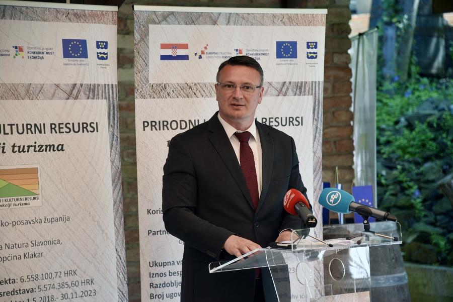 """Danas je u Bukovlju održana Uvodna konferencija i predstavljen projekt """"Prirodni i kulturni resursi u funkciji turizma"""""""