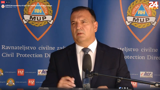 Ministar Beroš se izjasnio o popuštanju mjera, cilj je osigurati uspješno odvijanje turističke sezone