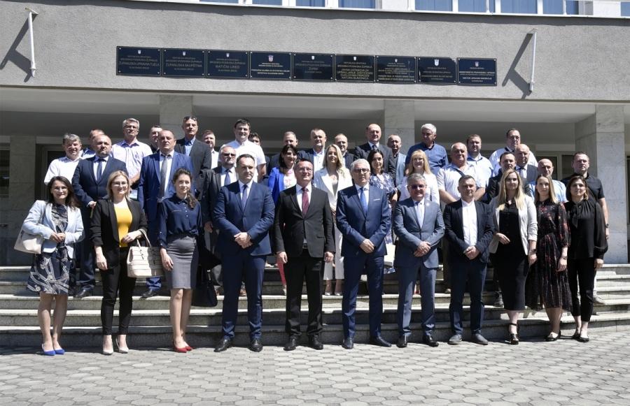 Održana konstituirajuća sjednica Županijske skupštine Brodsko-posavske županije