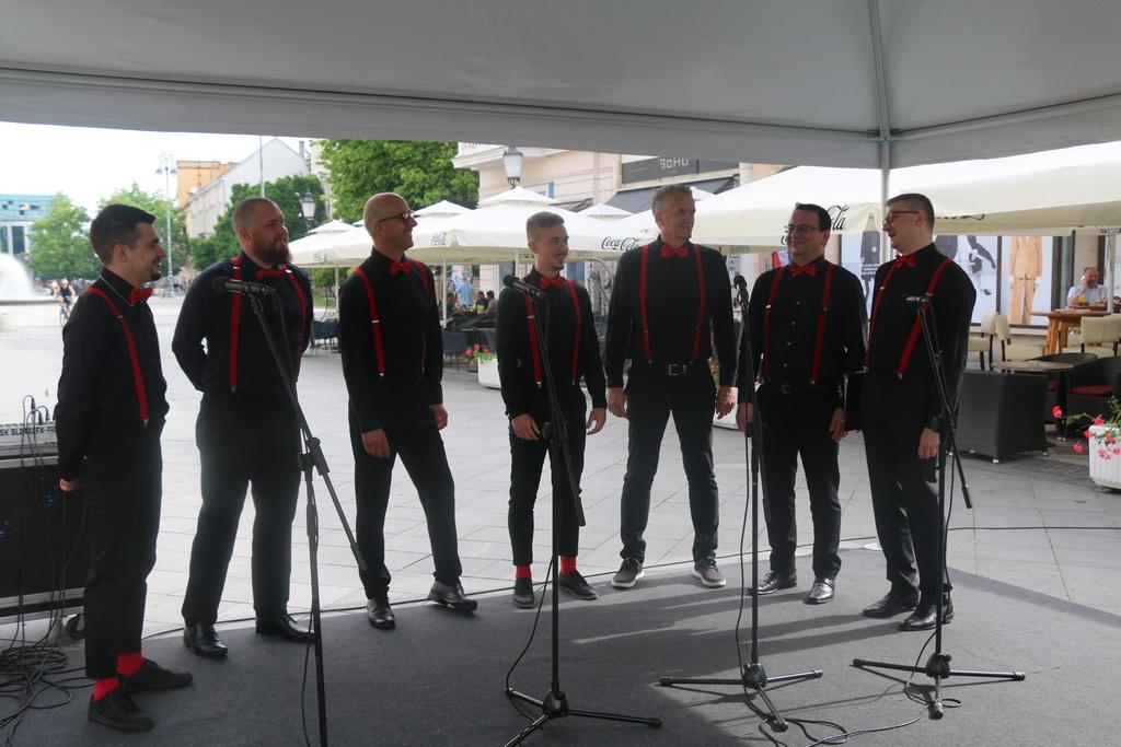 Svjetski dan glazbe danas na Trgu Ivane Brlić-Mažuranić
