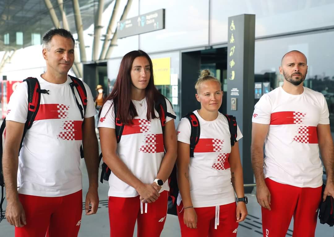 Vanesa Tot otputovala na Olimpijske igre u Japan