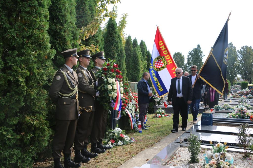 Obilježena 30. godišnjica stradavanja Luke Andrijanića, jednog od heroja obrane Vukovara