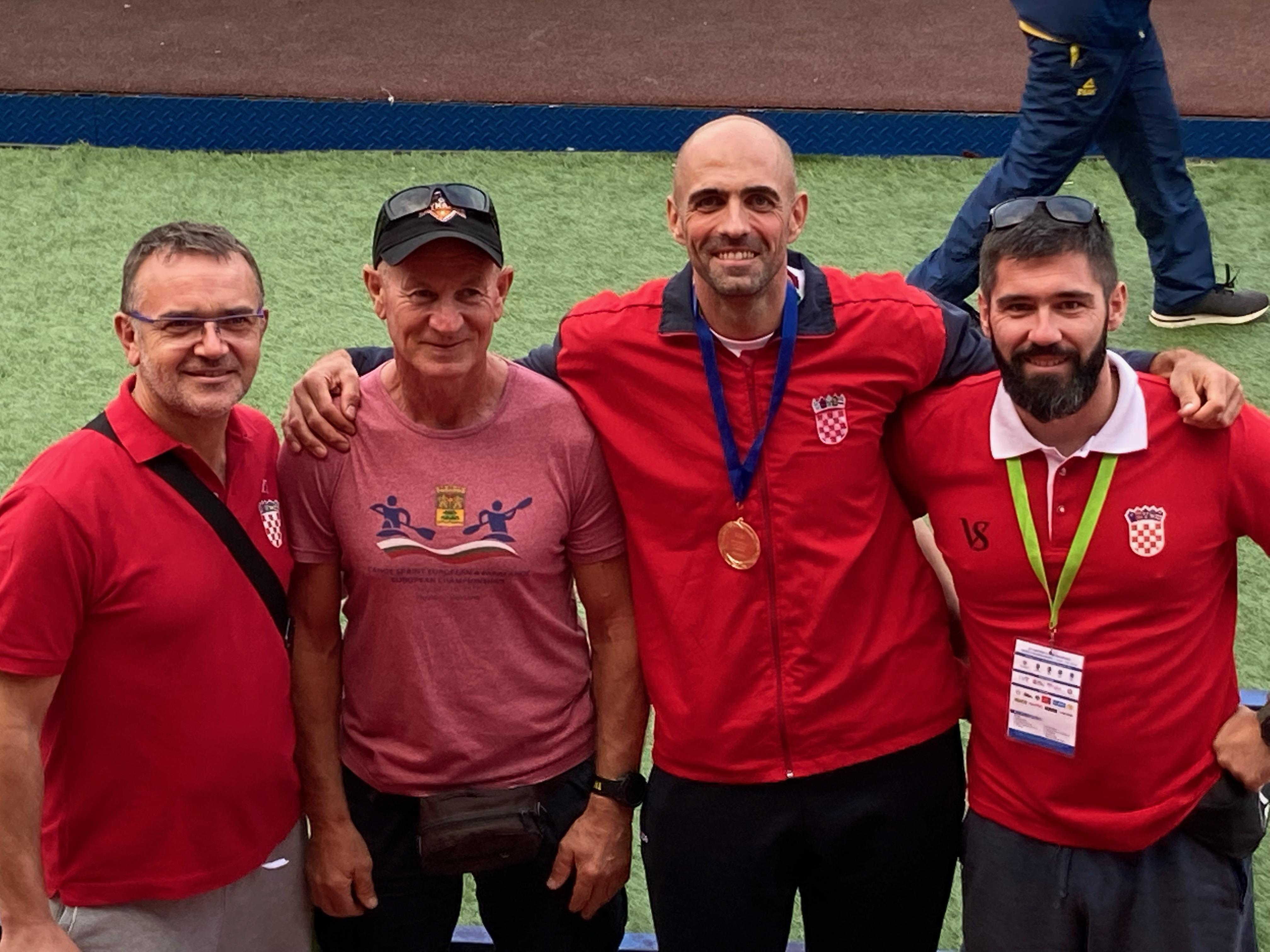 Tomislav Jurić je svjetski prvak u maratonu!