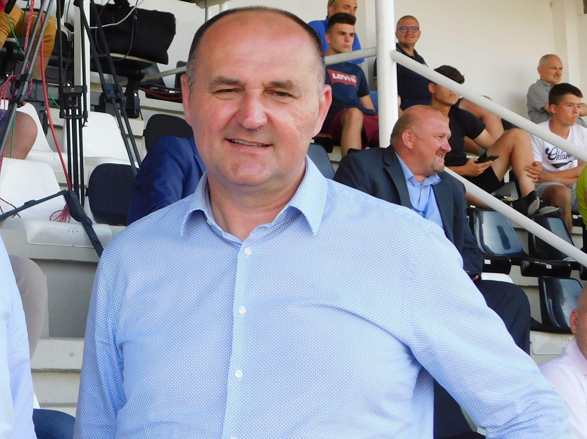 """""""Nova reorganizacija kluba, od svih nas zahtijevat će nužne promjene"""", poručuje Galović"""