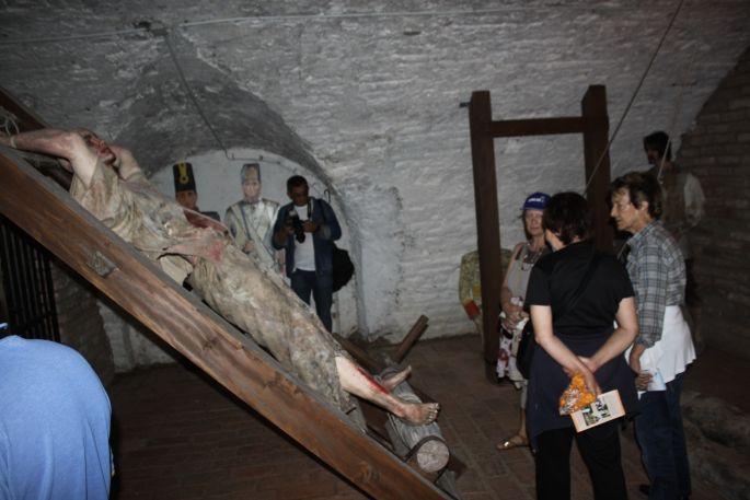 Talijanski turisti posjetili Tvrđavu i Franjevački samostan