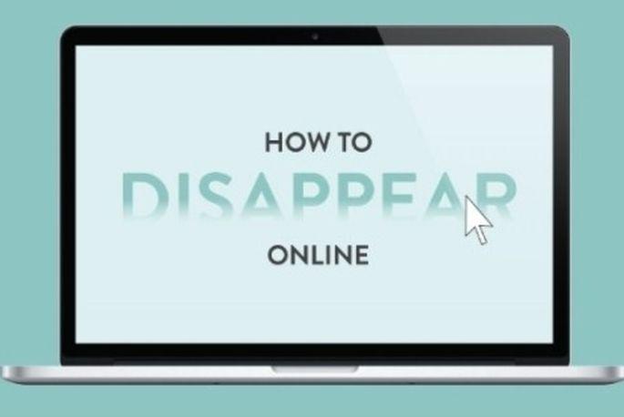 Kako nestati s interneta u devet više ili manje jednostavnih koraka