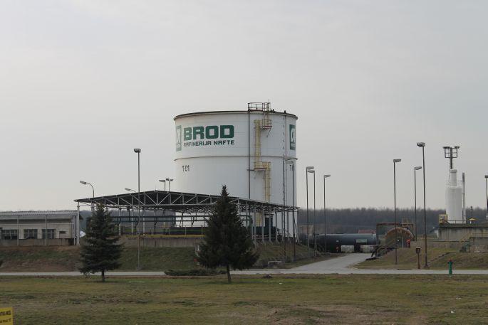 Dodik ugovorio kupnju plina za Rafineriju u B. Brodu