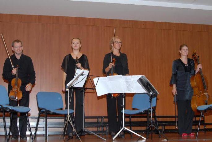 Gudački kvartet Porin otvorio koncertnu sezonu u Slavonskom Brodu