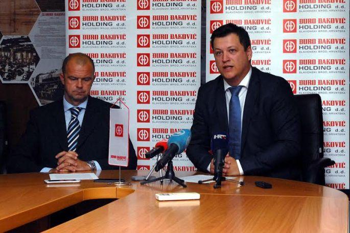 Đuro Đaković otpušta 200 ljudi, broj društava se smanjuje na 3