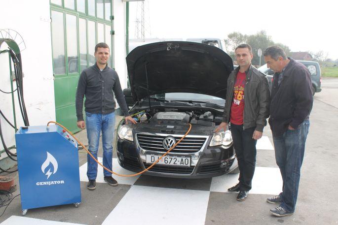 U Pit stopu prezentiran inovativni sustav čišćenja vozila