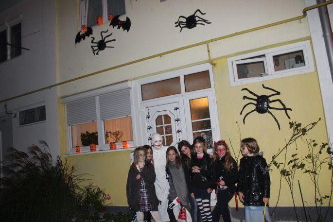 Nezaboravni Halloween u kući Lutzovih