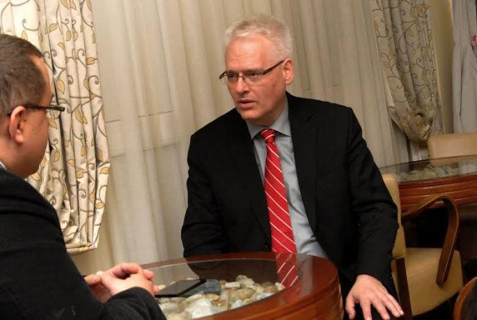 Predsjednik Ivo Josipović: U Vukovaru moramo biti jedna kolona i jedno srce
