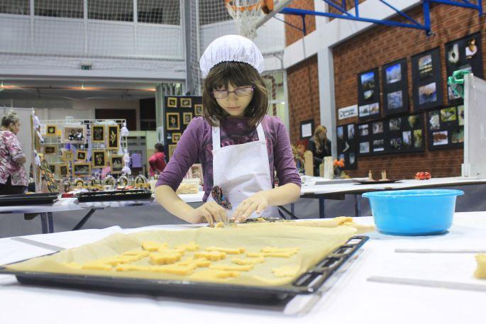 Dječja radionica pravljenja kolača na Katarinskom sajmu