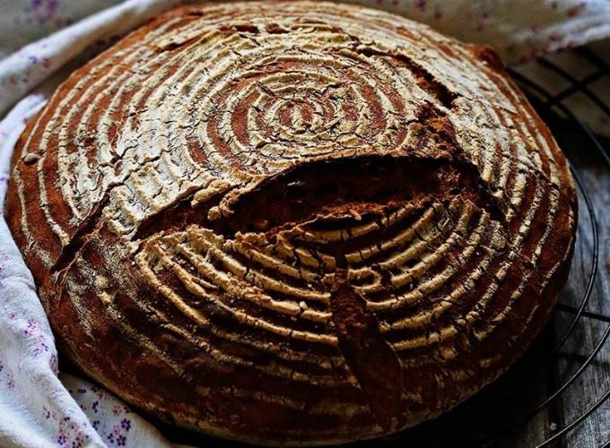 4 sastojka, 1 pećnica i malo vremena: Recept za kruh koji se ne mijesi