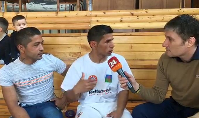 Braća Željko i Renato Stojanović iz Slavonskog Broda imaju sinove koji se zovu Leo Messi i Cristiano Ronaldo