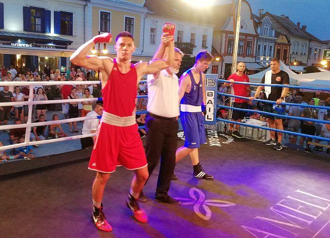 Gabrijel Veočić još jednom proglašen proglašen najboljim boksačem turnira mlađih seniora