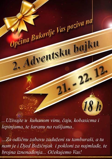 U Bukovlju se pripremaju za još bolji, ljepši i veseliji Advent, ne propustite