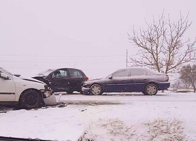 U 24 sata dogodilo se osam prometnih nesreća, dvije osobe zadobile su teške tjelesne ozljede