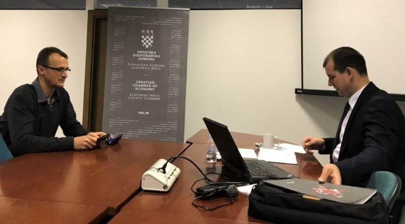 HBOR-ov 44. Infodan u Županijskoj komori Slavonski Brod, poduzetnici saznajte više na individualnom razgovoru