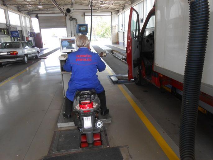 Sljedeći tjedan iskoristite besplatni pregled motora ili motocikala na svim stanicama za tehnički pregled