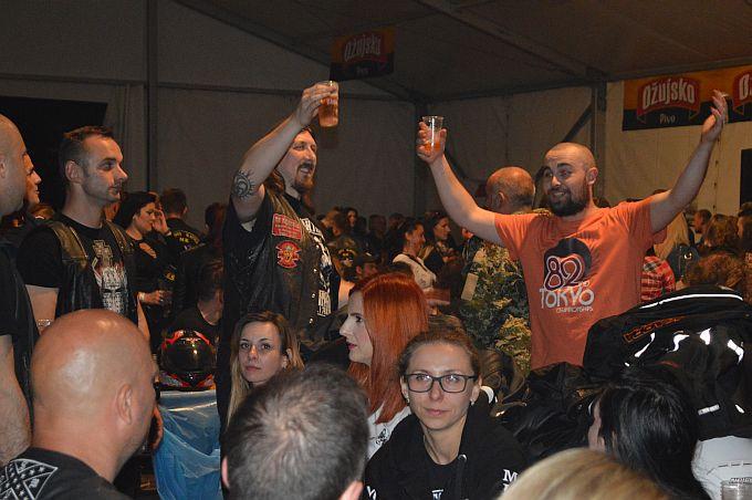Dobitnici ulaznica za 16. Mega bikers susrete u Slavonskom Brodu