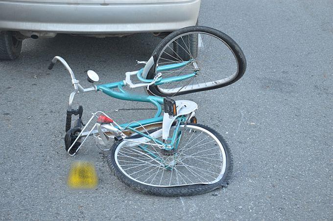 Još jedom je u prometnoj nesreći teško ozljeđen vozač bicikla