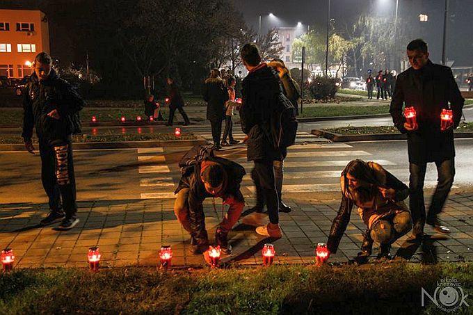 U znak sjećanja na žrtvu Vukovara i ove godine zapalite svijeću