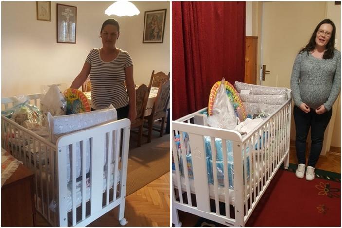 Oprema za bebe stigla je u još  pet brodskih obitelji