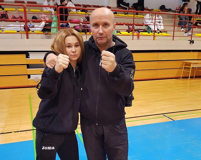 Nikolina Devčić odlazi na Europsko prvenstvo u Bratislavu