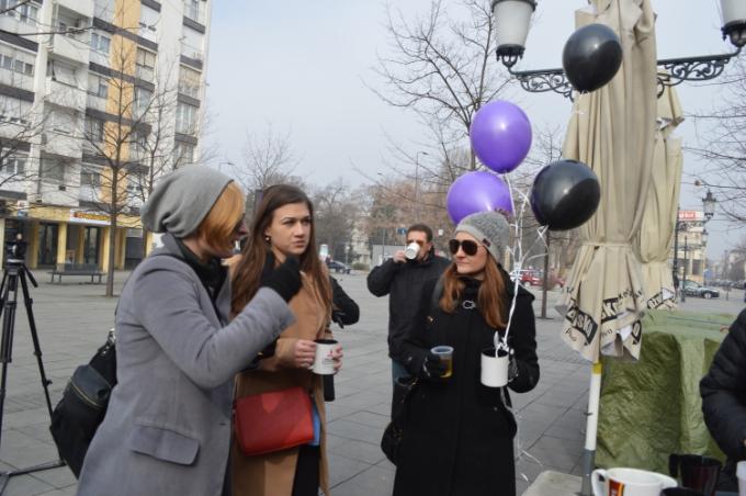"Slavonski Brod obilježava kampanju ""Milijarda ustaje protiv nasilja nad ženama i djevojčicama"""