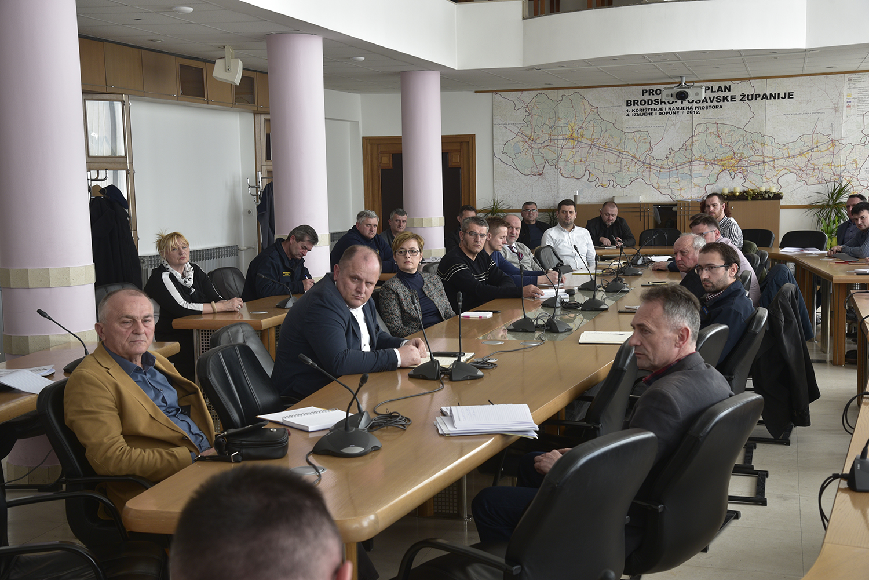 Zaključci Stožera CZ Brodsko-posavske županije od 17. ožujka