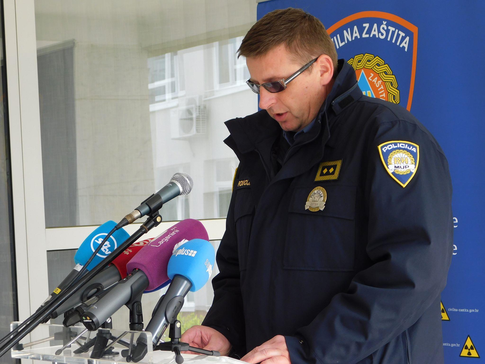 Evidentiran je jedan slučaj širenja lažnih vijesti na Facebook-u u Brodsko-posavskoj županiji