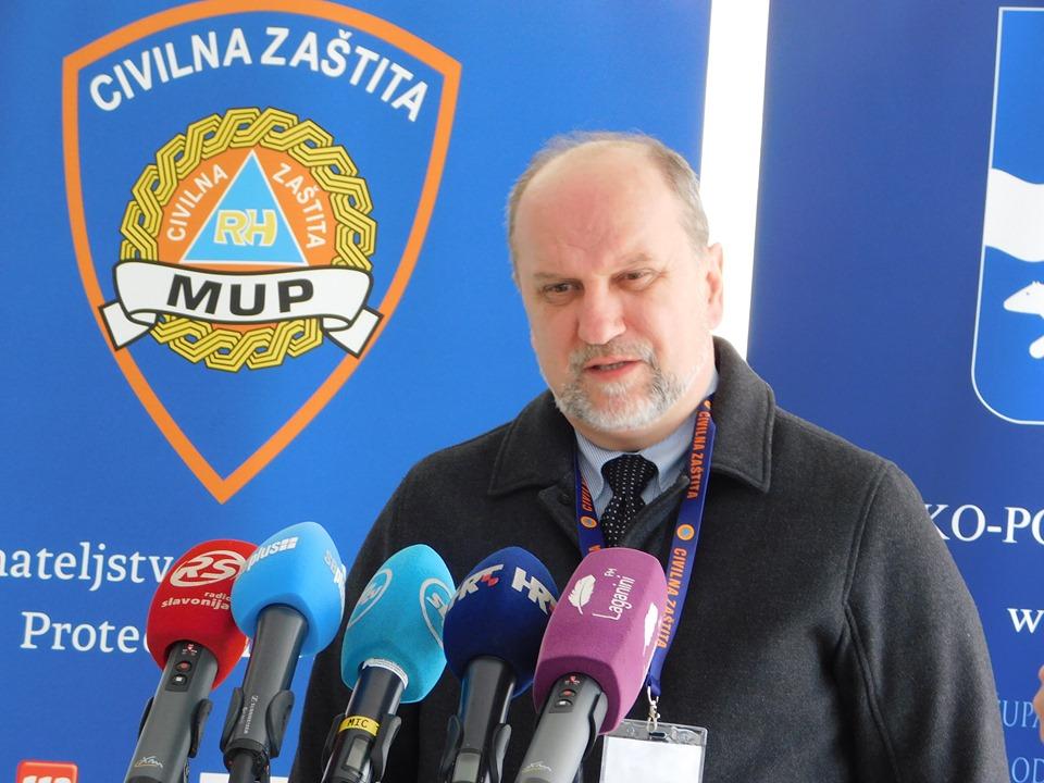 U posljednja 24 sata u Brodsko-posavskoj županiji tri su novooboljele osobe od koronavirusa