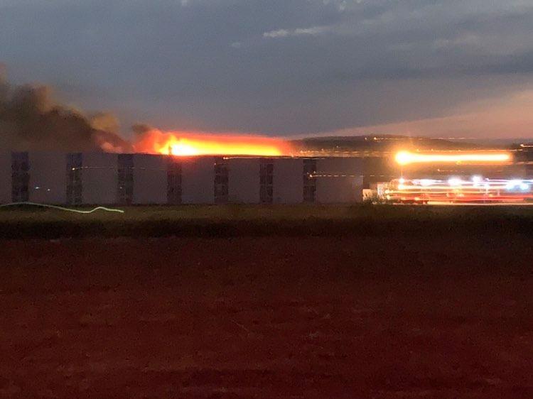 Završen očevid: Poznat je uzrok požara u Matičević centru