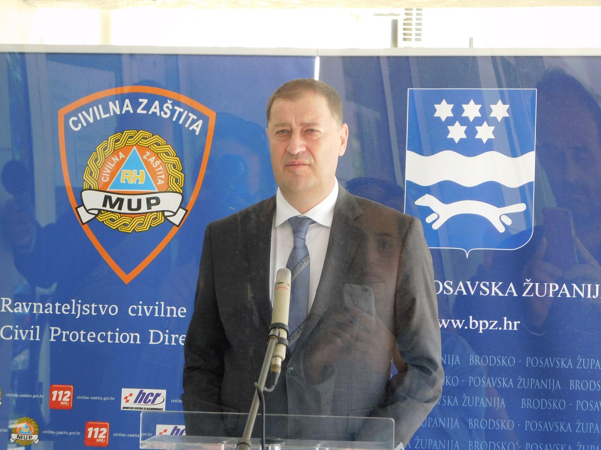 U posljednja 24 sata na području Brodsko-posavske županije potvrđena 2 nova slučaja zaraze koronavirusom