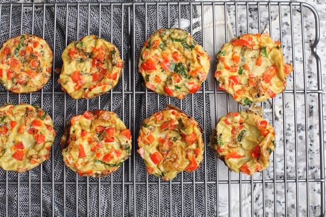 Doručak, ručak i(li) večera: Recept za brze i slasne pizza-muffine