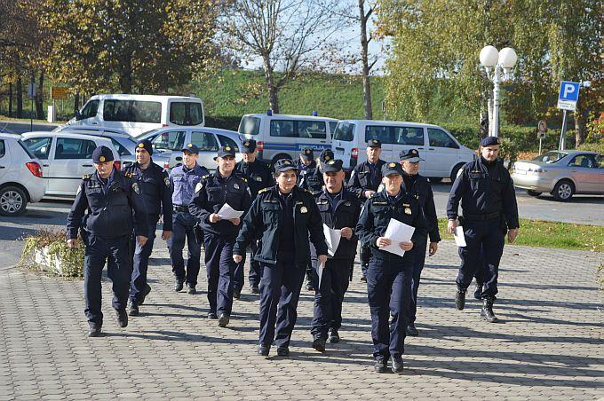 Poziv kandidatkinjama i kandidatima na selekcijski postupak za upis u program srednjoškolskog obrazovanja odraslih za zanimanje policajac/policajka