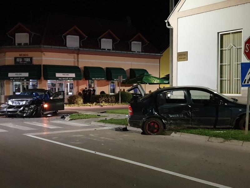 U prometnoj nesreći ozlijeđeno 6 osoba