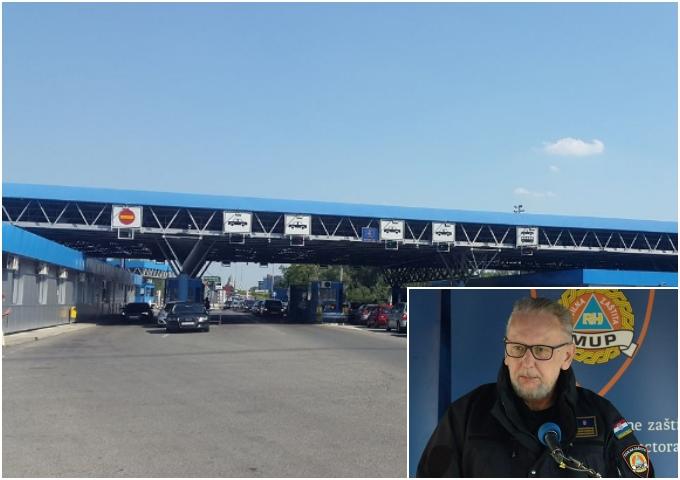 Božinović najavio ukidanje obvezne samoizolacije za sve koji dolaze iz BiH