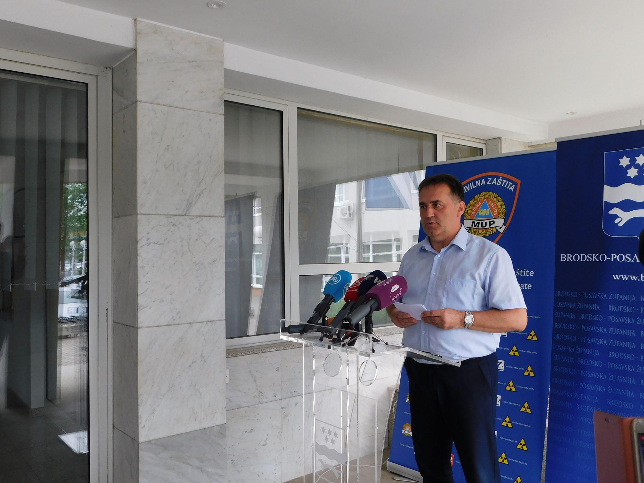 U Brodsko-posavskoj županiji 3 nova slučaja zaraze koronavirusom