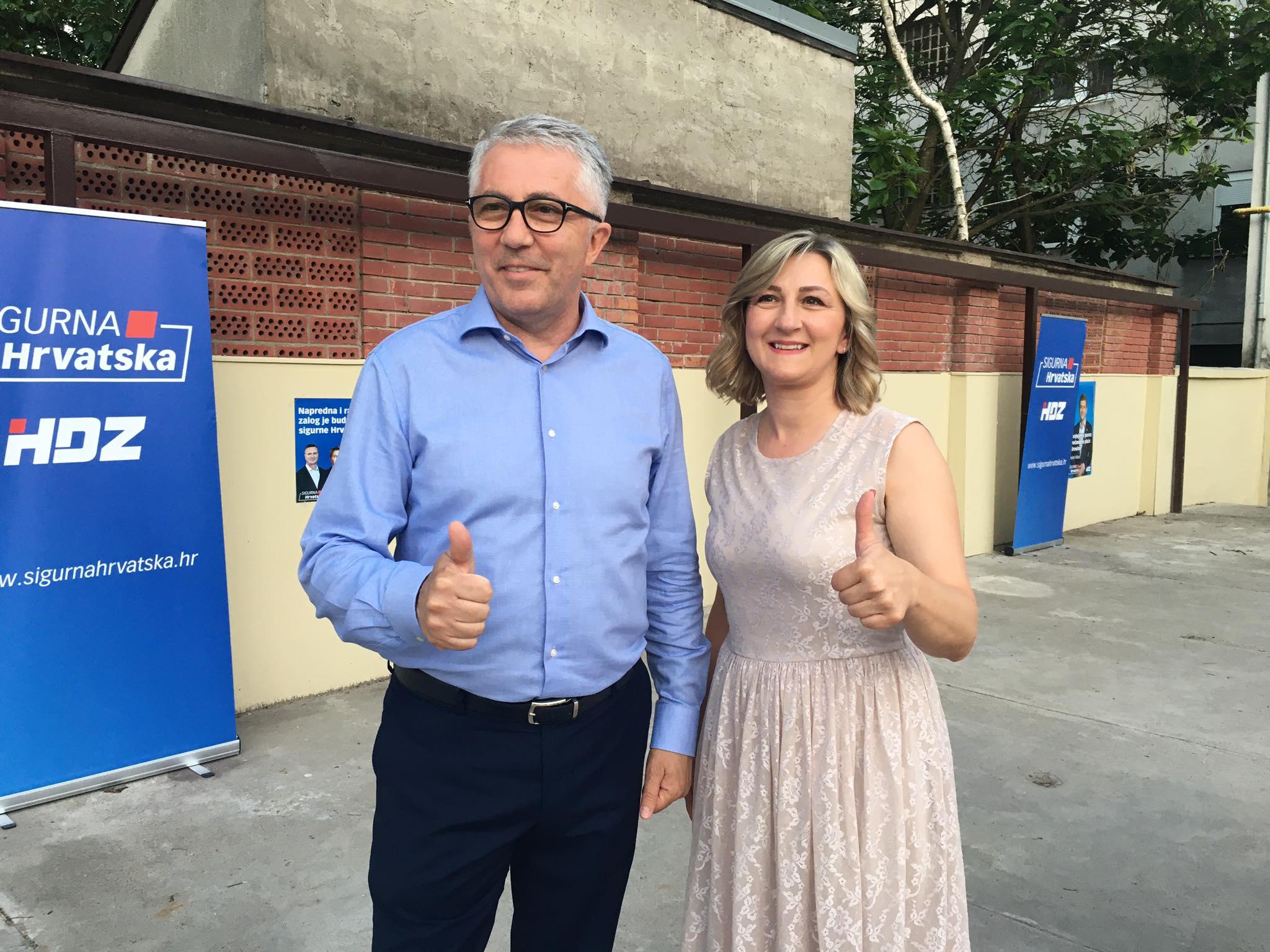 Na još jednim parlamentarnim izborima HDZ pokazao da suvereno vlada terenom, komentar je dao Pero Ćosić