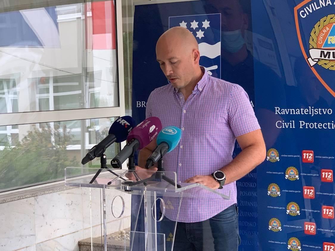 U Brodsko-posavskoj županiji 18 novih slučajeva zaraze
