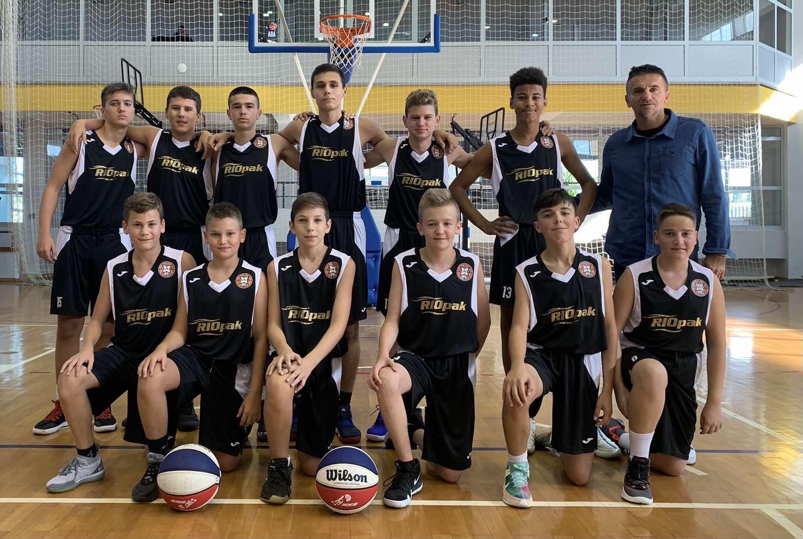 Mladi brodski košarkaši KK BŠK Marsonia upisali su prve pobjede u novoj sezoni