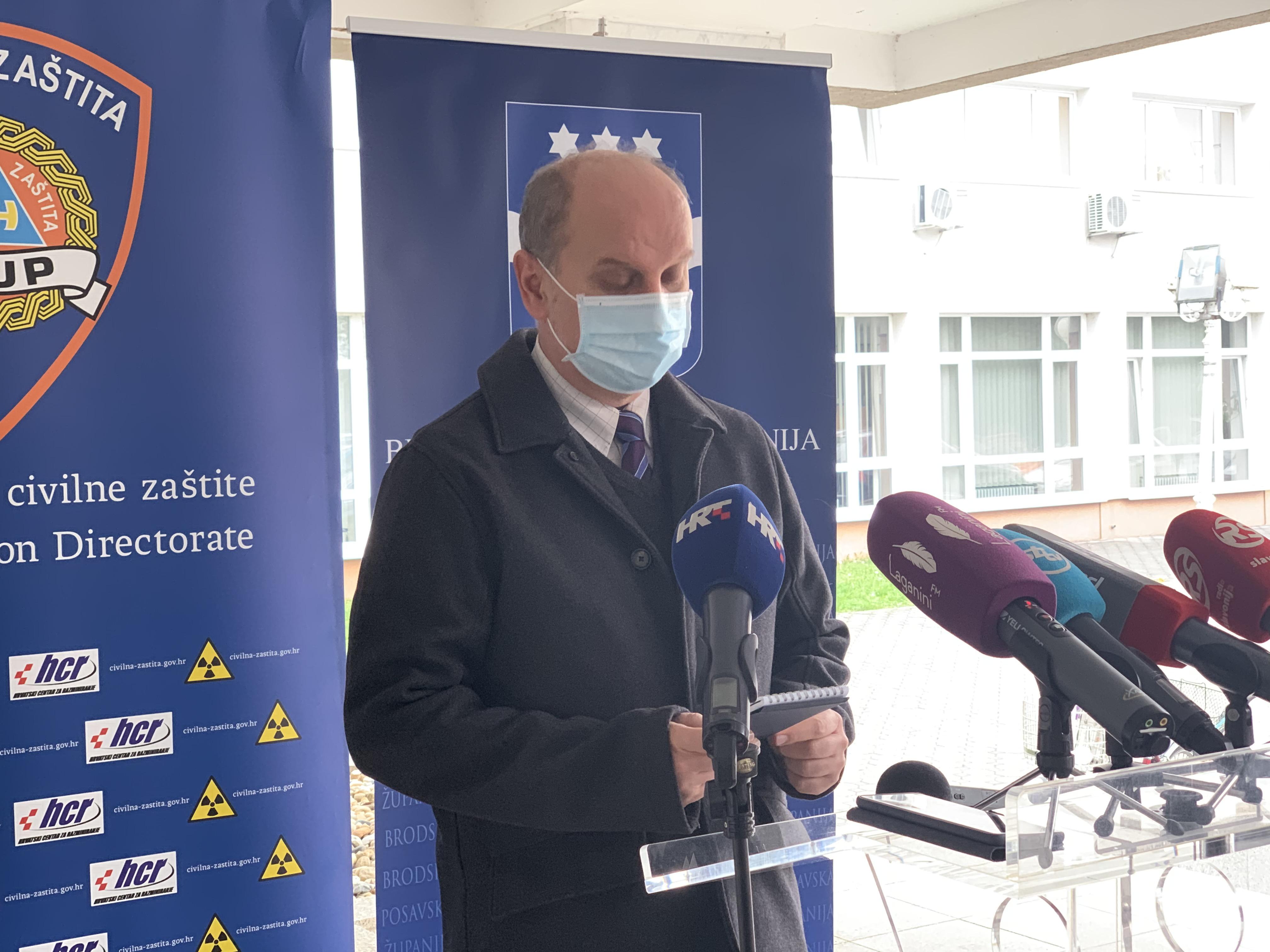 Dr. Samardžić: Naši djelatnici su dodatna vrijednost bolnice, nadam se da shvaćaju da imaju podršku svih nas