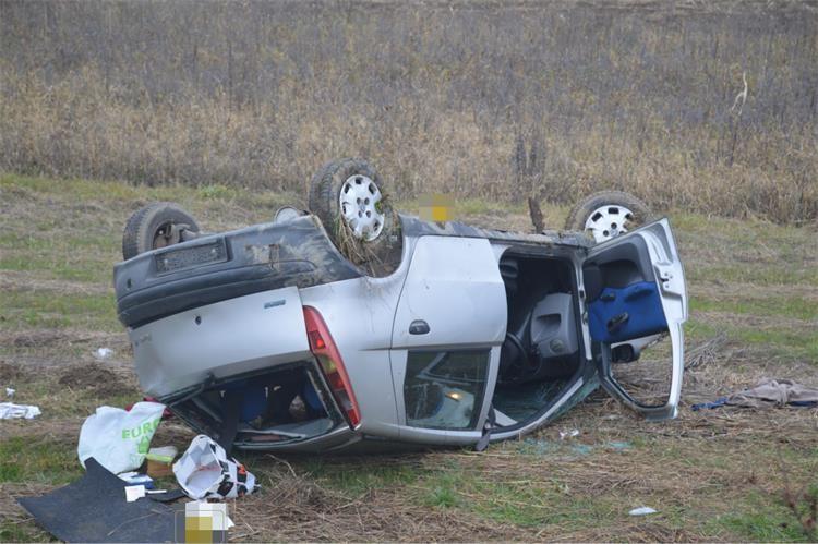 U prometnoj nesreći teško ozlijeđen suvozač