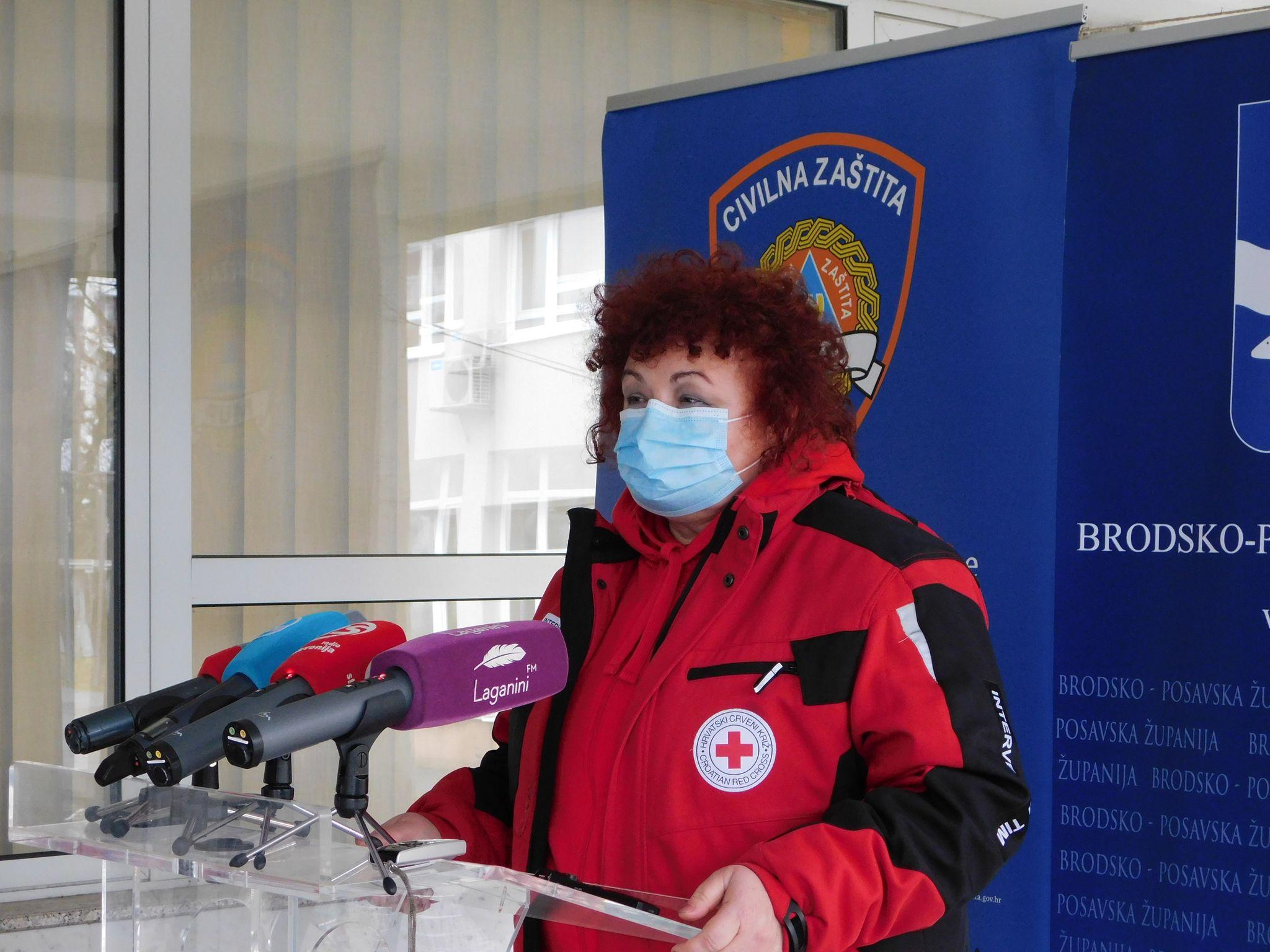 Preko 350 stanovnika Sisačko-moslovačke županije smješteno je u BPŽ, prikupljeno je 16 tona pomoći