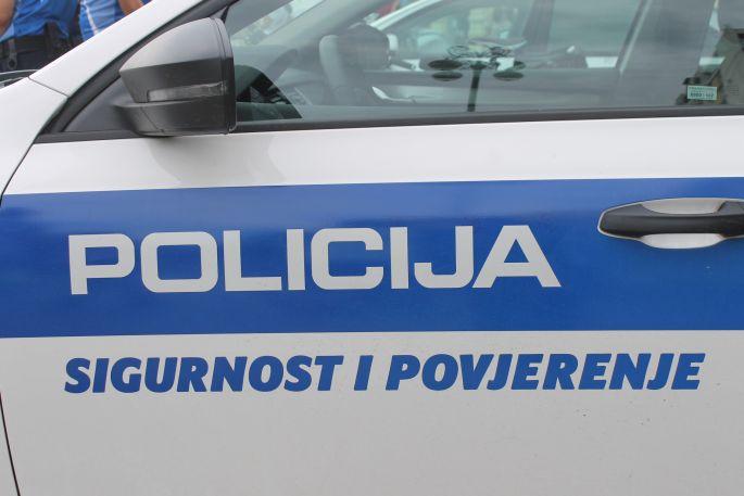 24-godišnjak pokušao pobjeći policiji pa kažnjen novčanom kaznom od 18 tisuća kuna