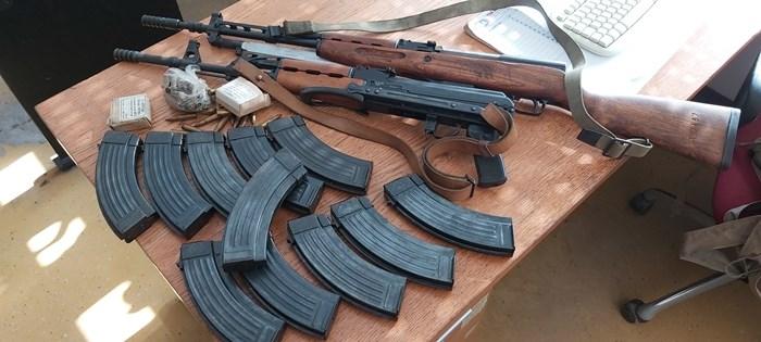 """Kampanja """"Manje oružja - manje tragedija"""": Dragovoljno predao pušku i streljivo"""